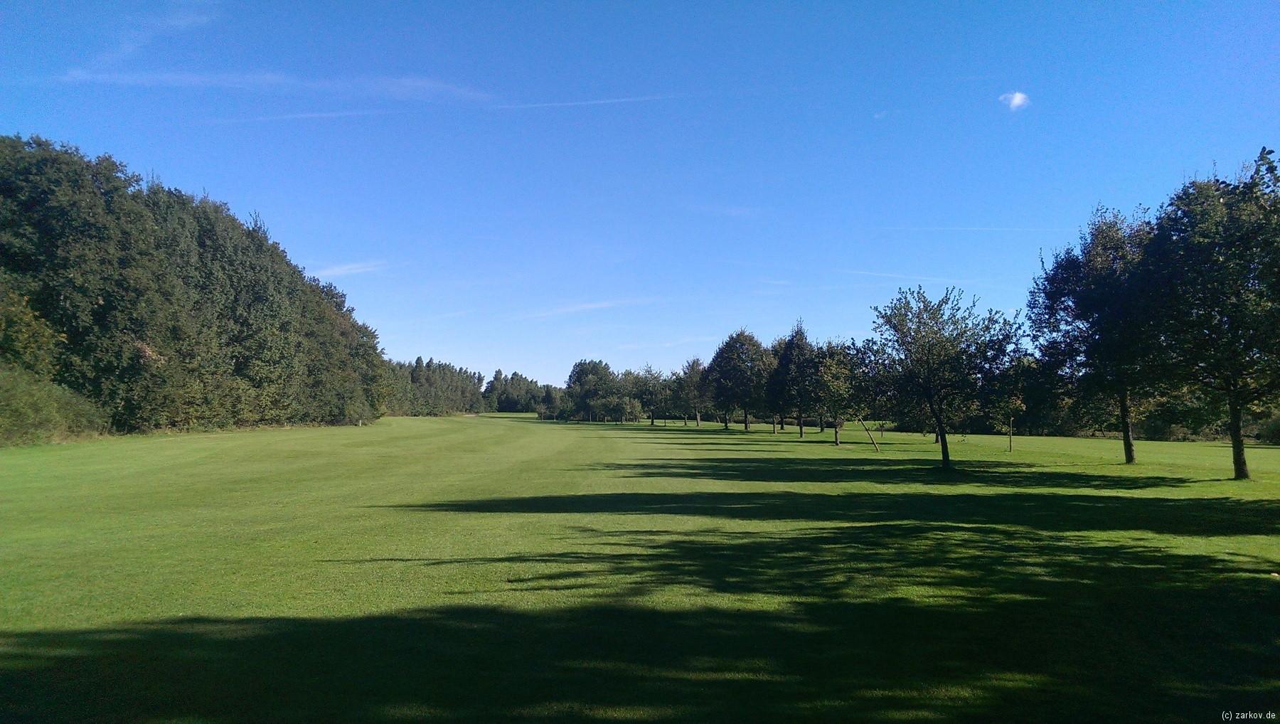 Golf Saisonabschluss 2013 - Peiner Hof Bahn 16