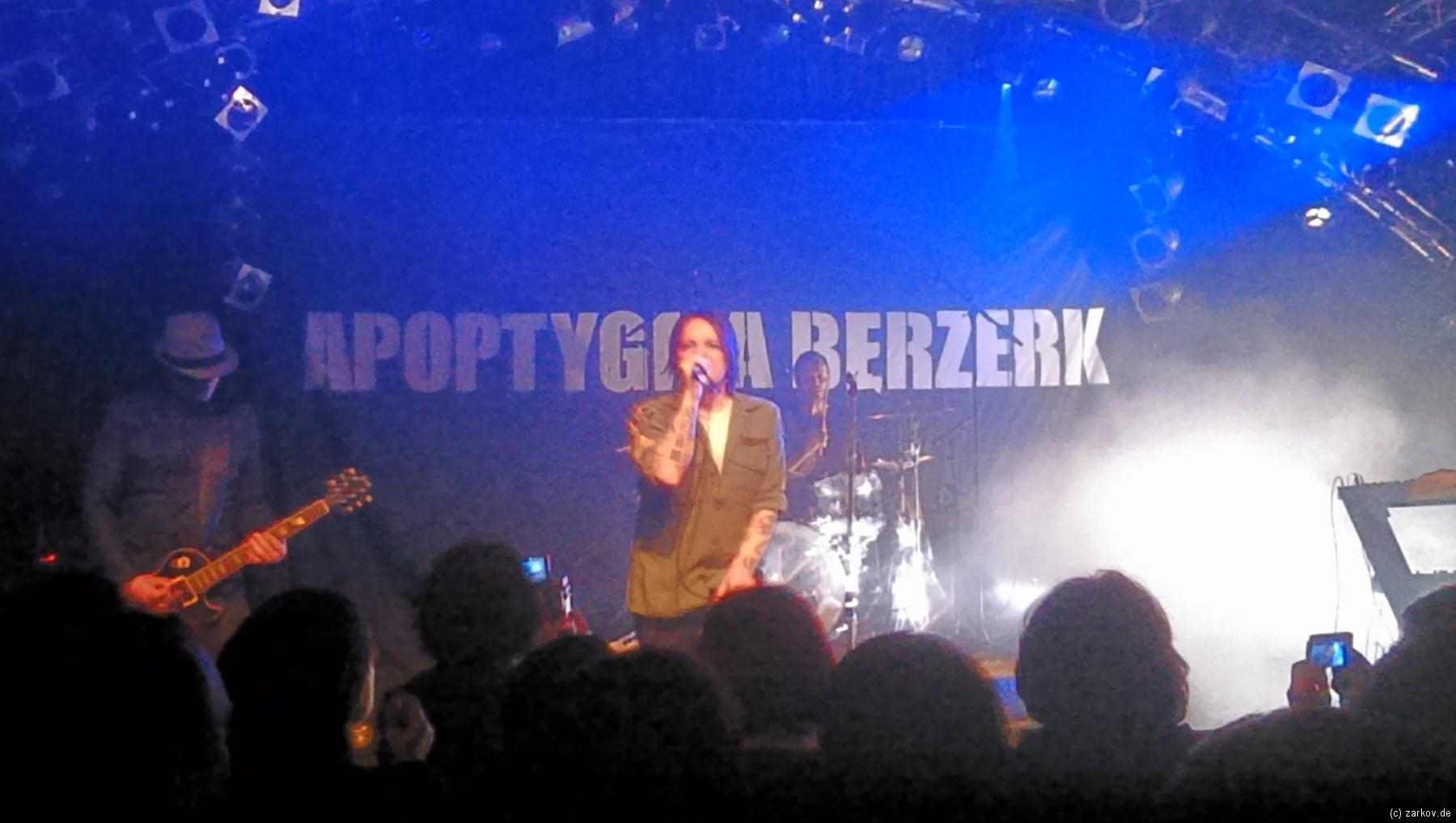 Apoptygma Berzerk - Markthalle Hamburg -20140220