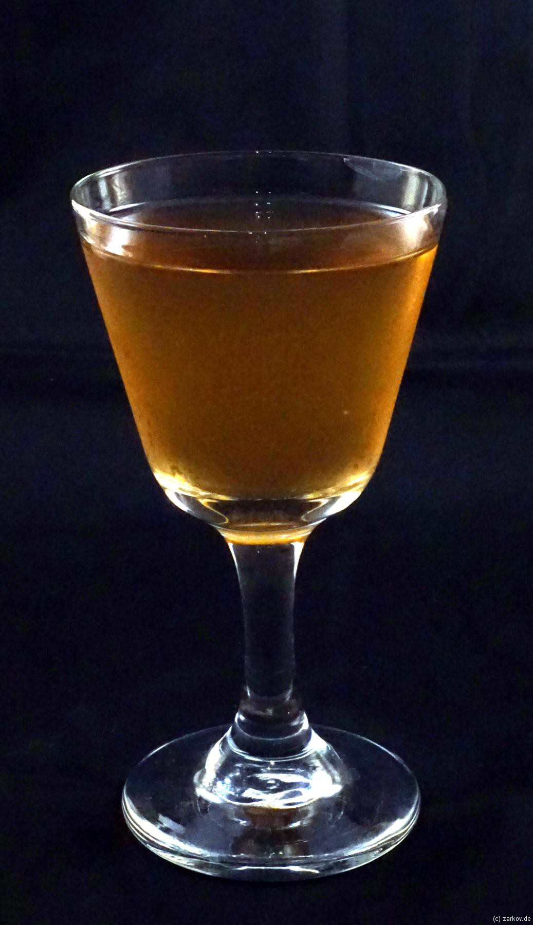 Alberti's Night Cocktail