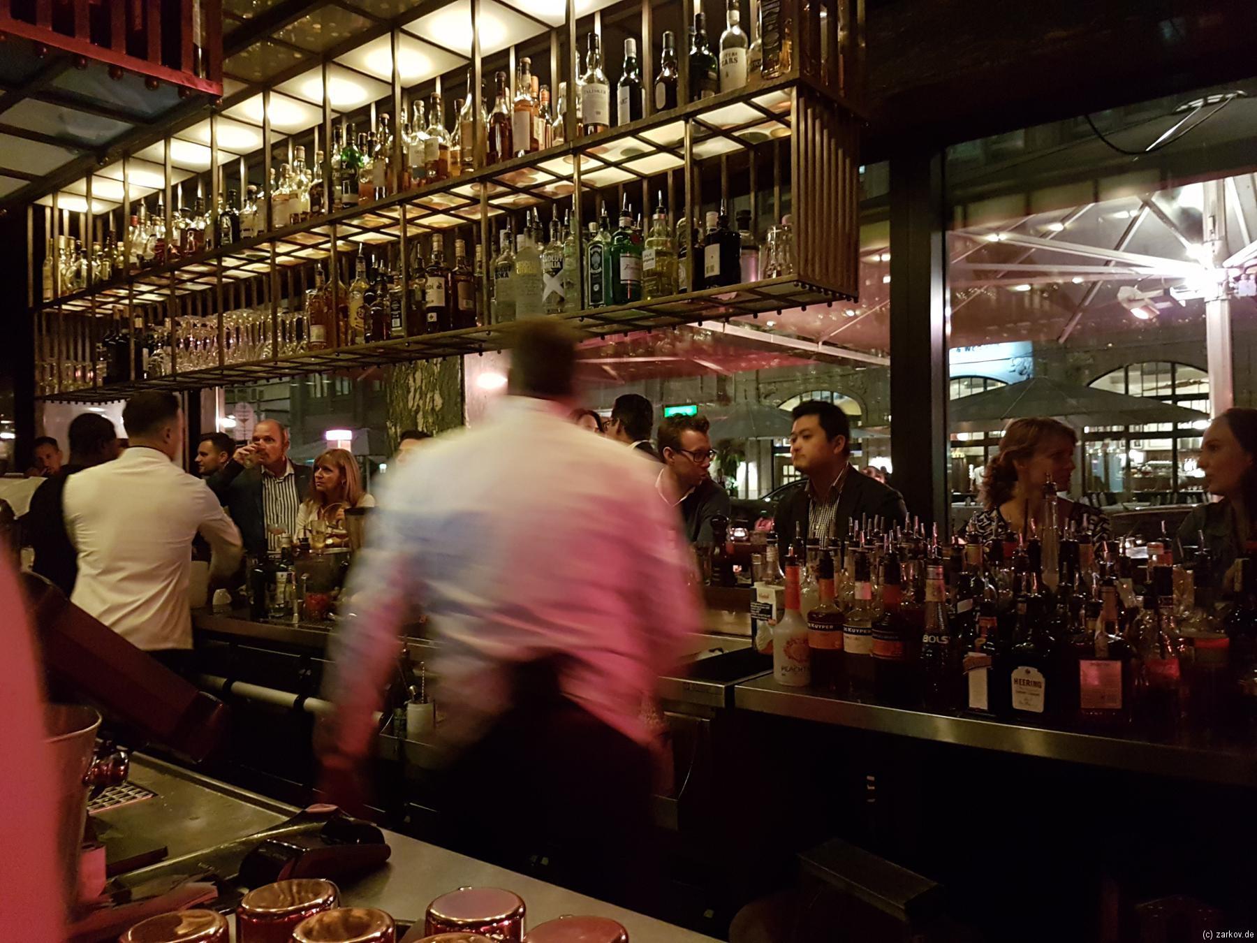 Newton Bar (2) SIeht nicht so schlimm aus wie es ist