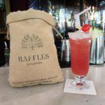 Raffles Hotel Bar (10) - Das Ziel - der original Singapore Sling