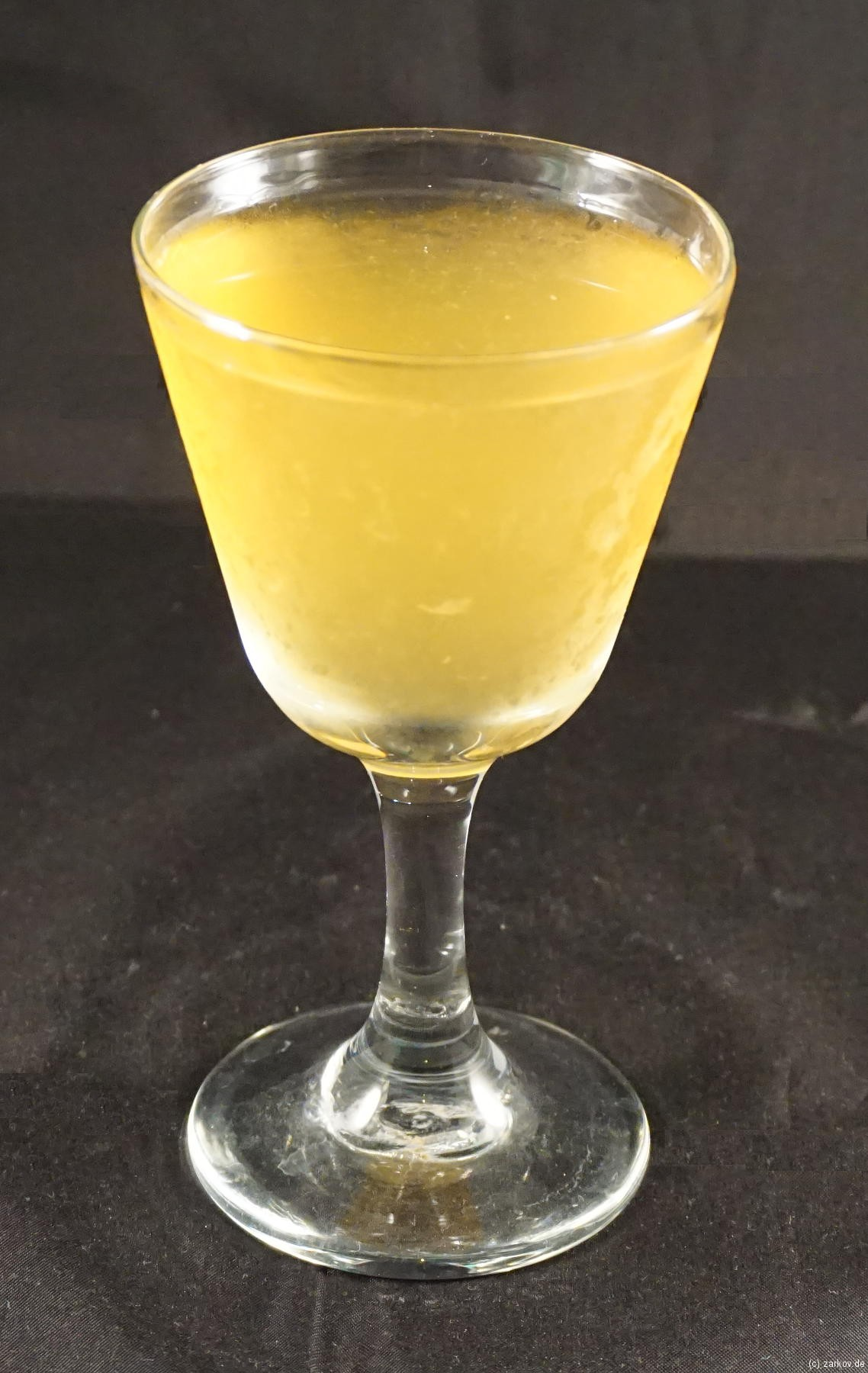 Strait Jacket Cocktail