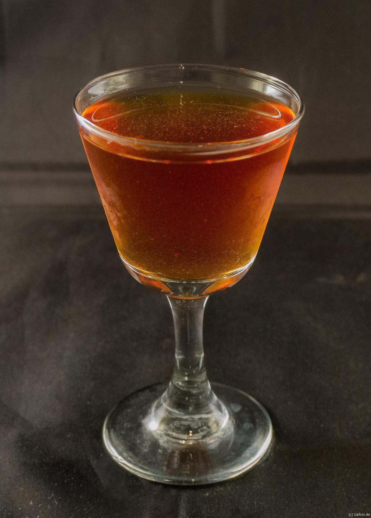 Sidewinder Cocktail