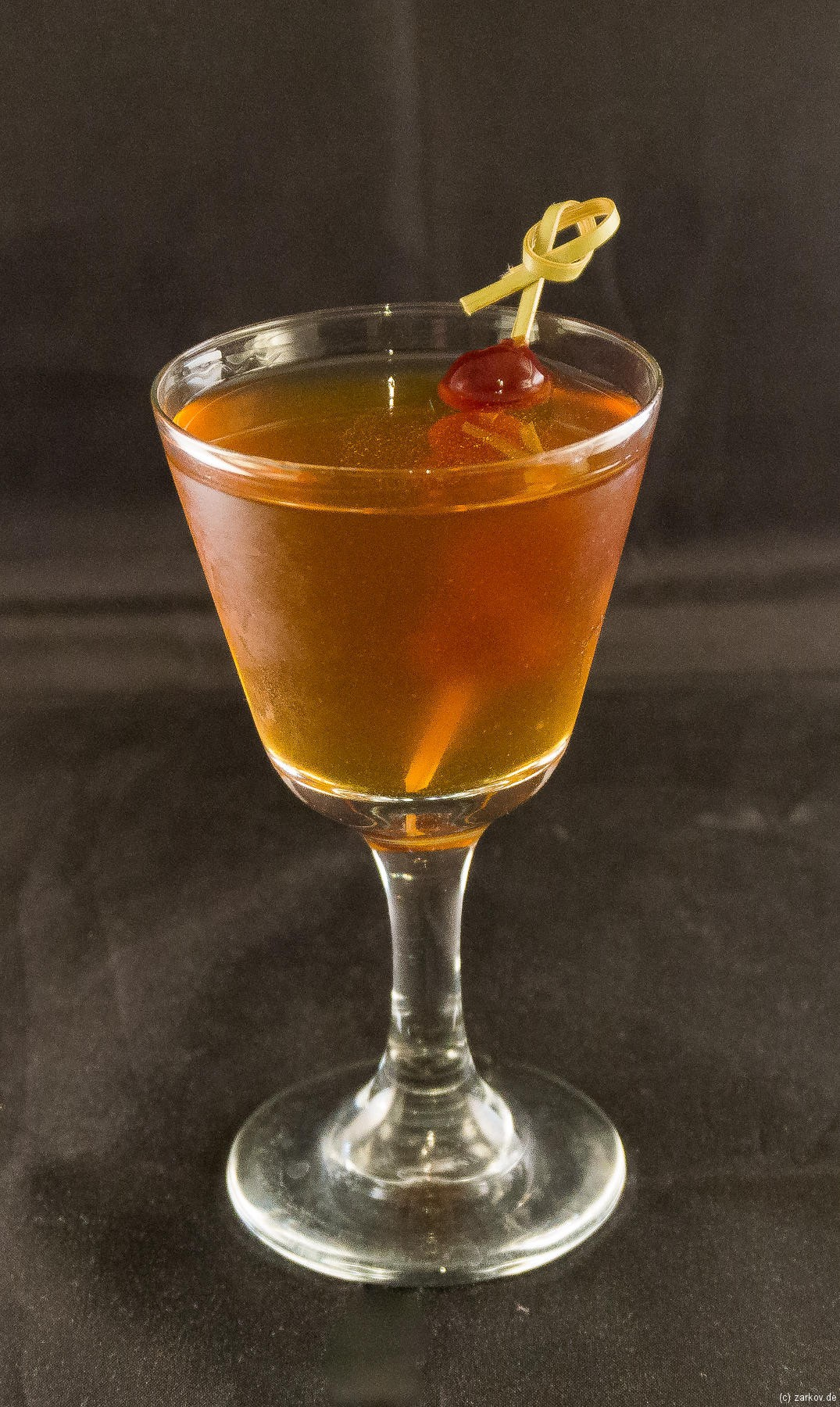 The Red Hook Cocktail