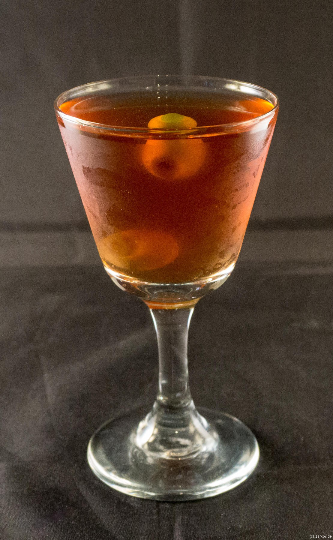 Creole Scream Cocktail