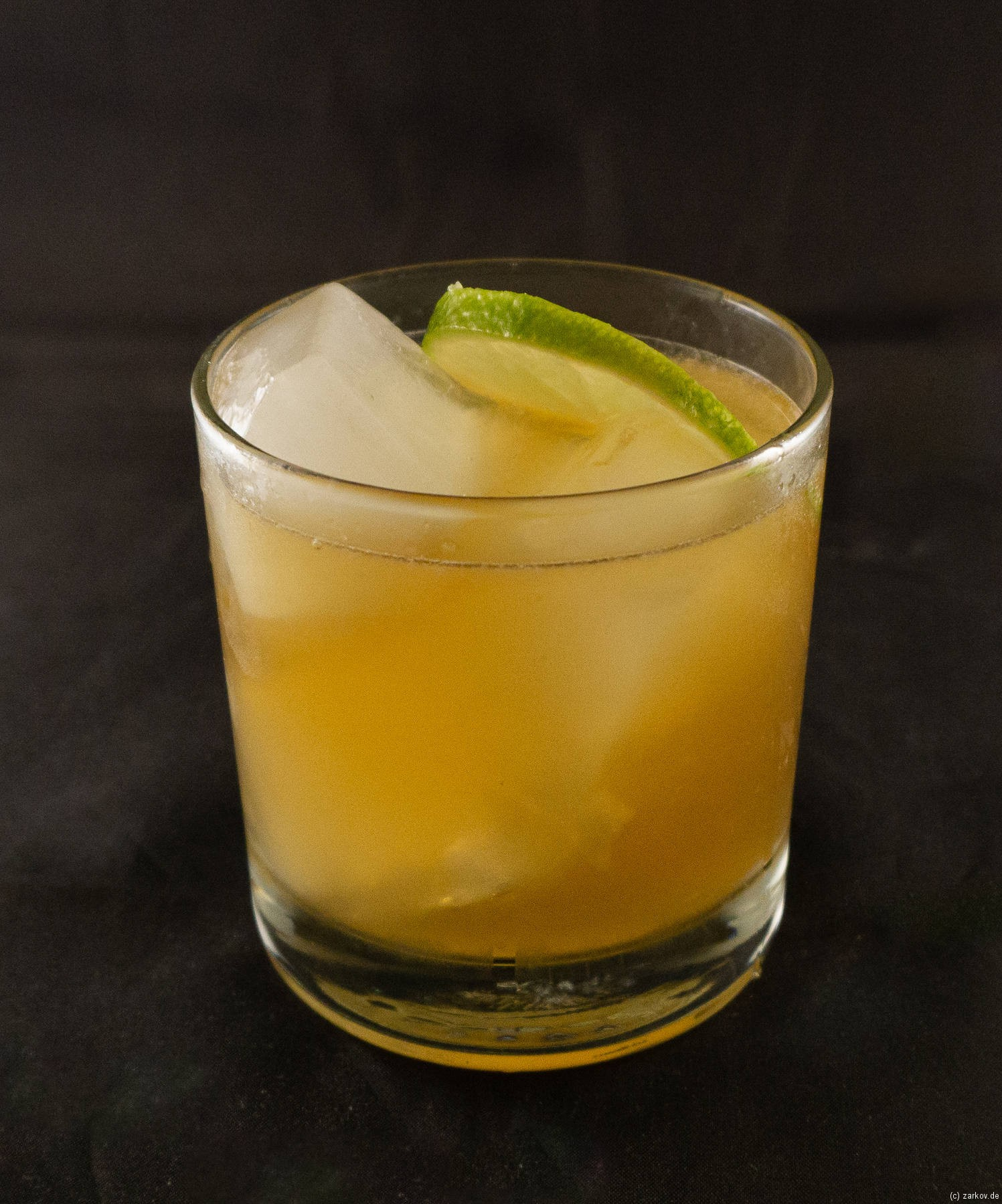 Pineapple Shaquiri Cocktail