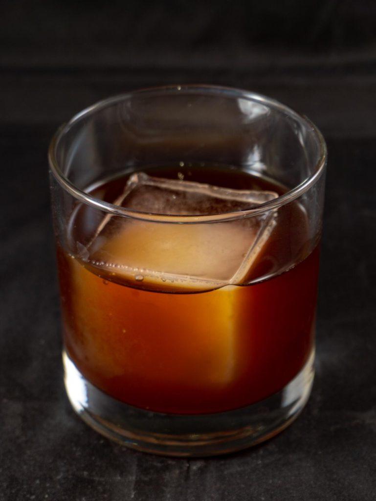 Scotch & Salt Cocktail